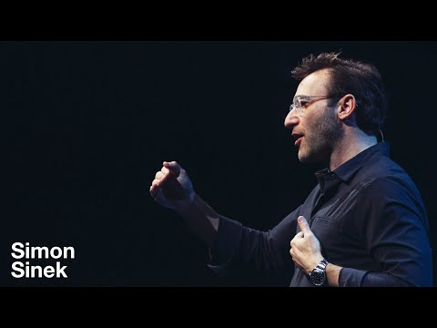 """There's NO Such Thing as """"Soft Skills""""   Simon Sinek"""