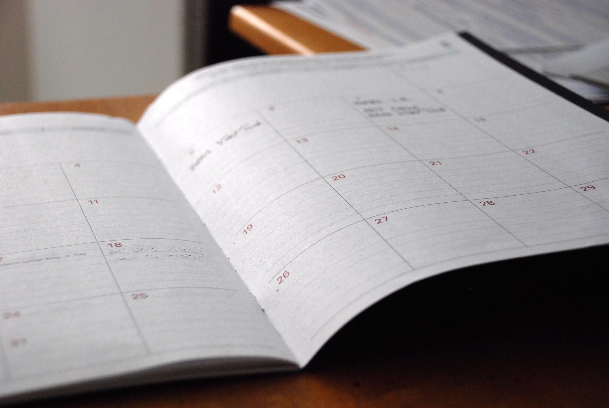 Gettysburg Academic Calendar.Academic Calendar