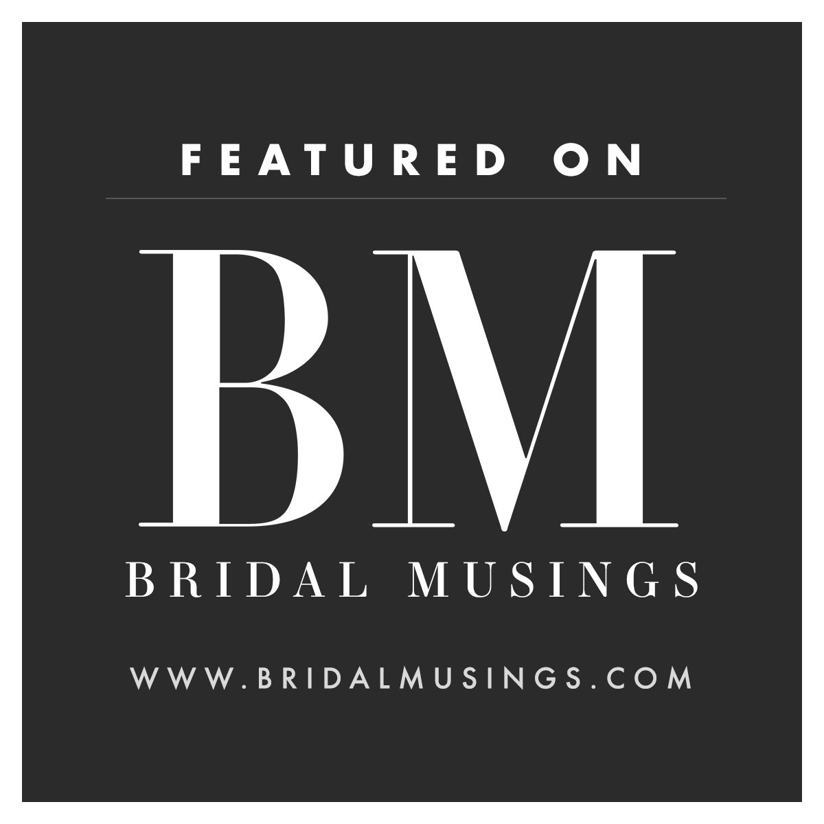 bridal musings featured