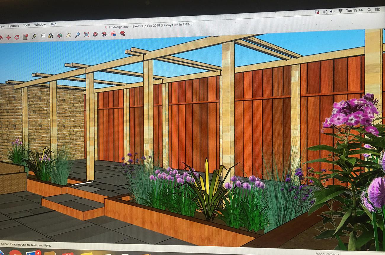 Garden Design Commercial Gardening Service