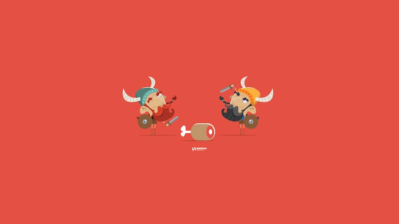 Viking Meat War