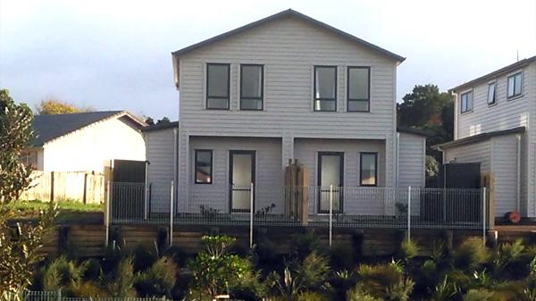 Waimahia Inlet property