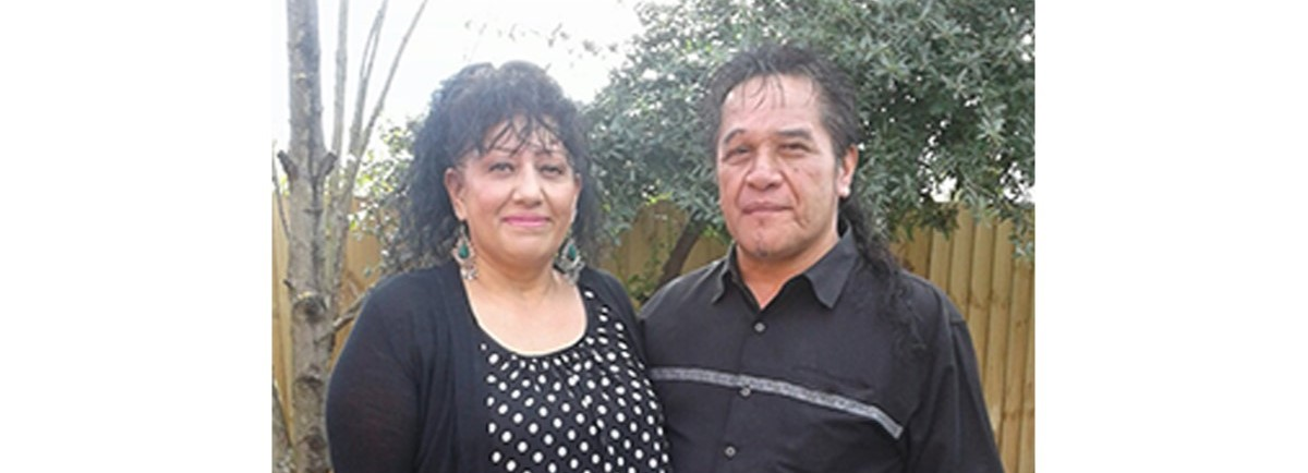 Donna and Pere Ross