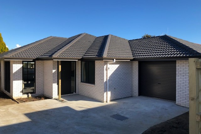Photo of completed home in Tauranga
