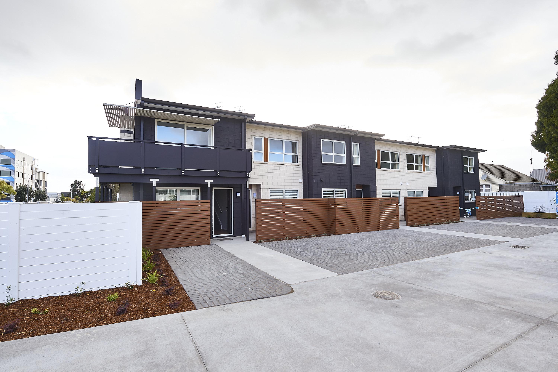 Cameron Road homes