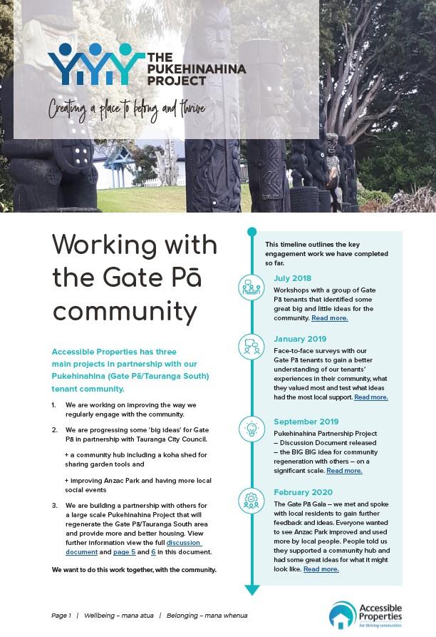 Community Engagement Summary