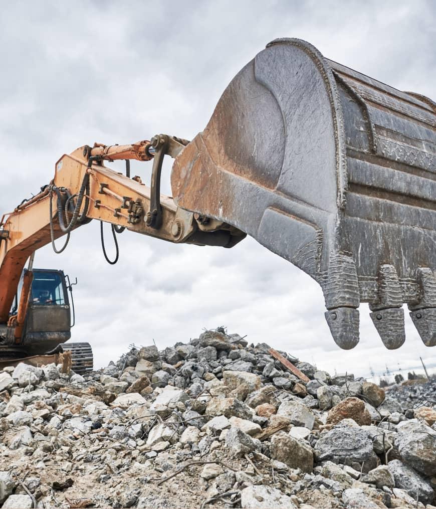360 excavator example image