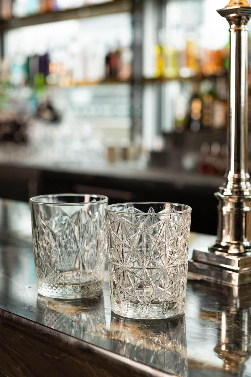 Kristall Tumbler Rocco Glas ausleihen