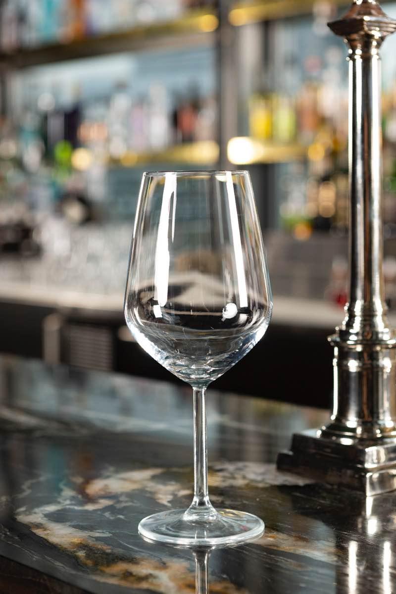 Weinglas gros ausleihen