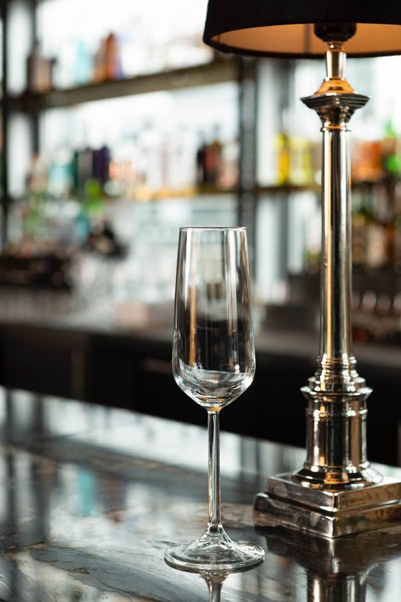 Champagner Glas ausleihen