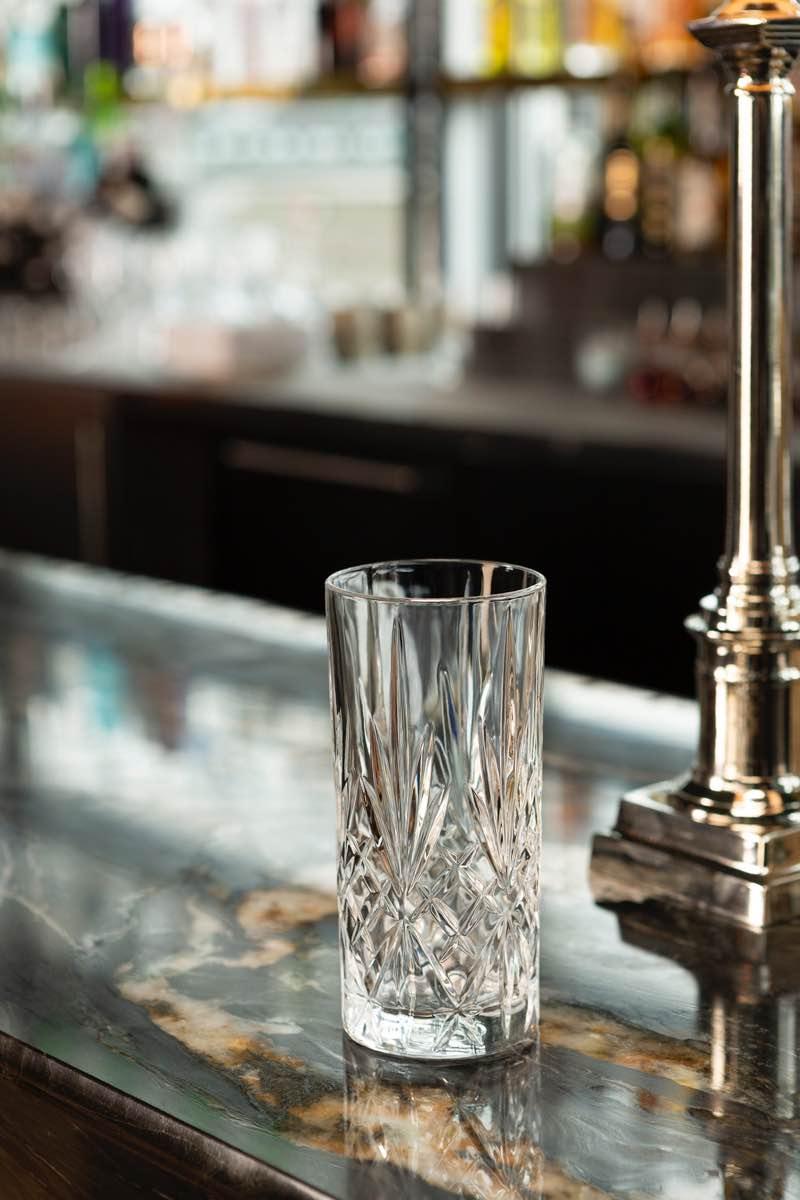 Longdrink Kristallglas Royal ausleihen