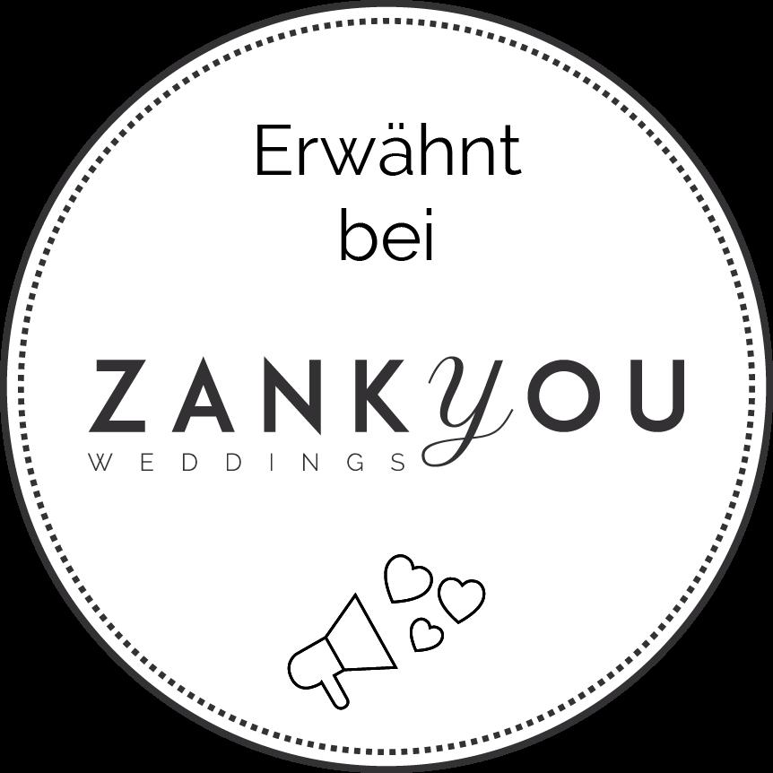 erwähnt bei zank you