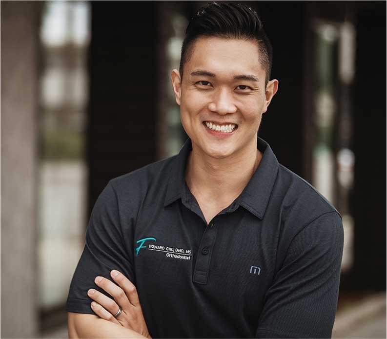 Photo of Dr. Howard Chu