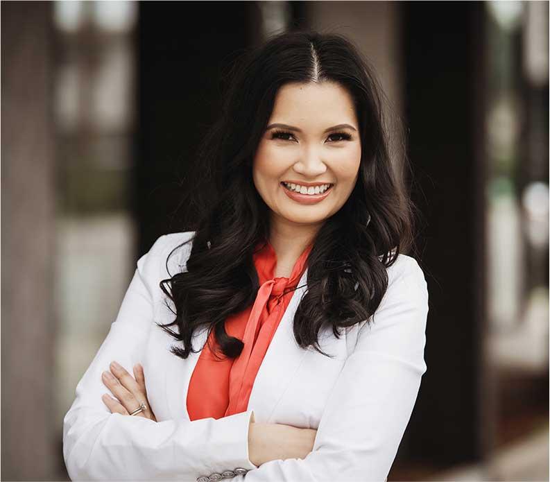 Photo of Dr. Christine Chu