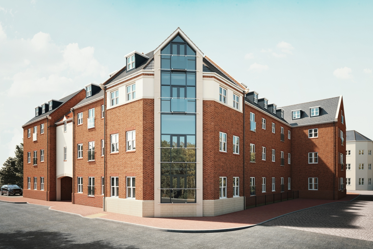 APARTMENT BUILDING REFURB PROJECT COMPLETES