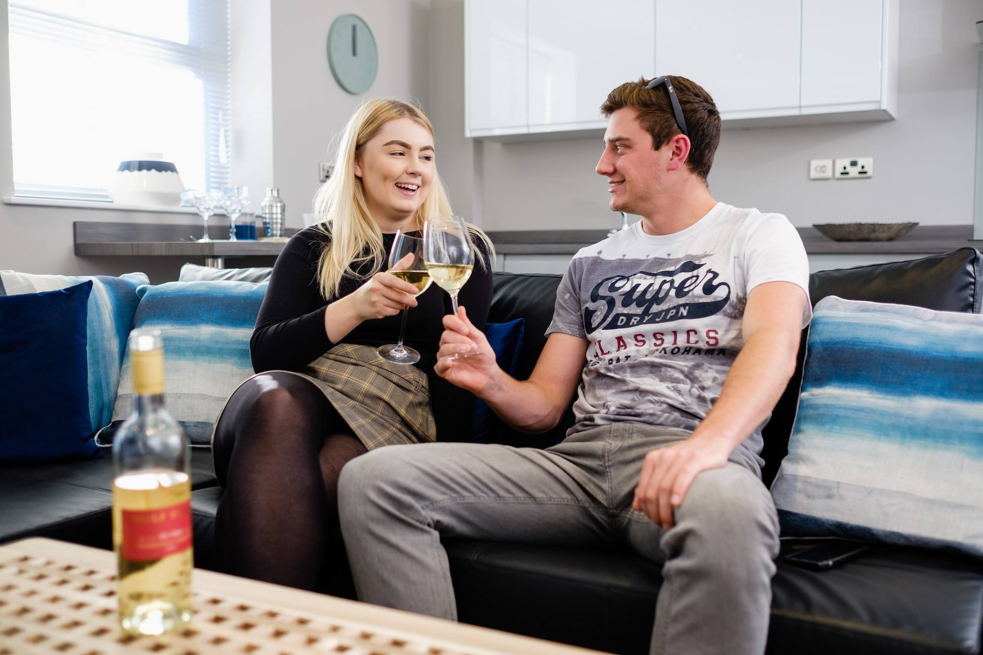 Young first time buyers can get on the property ladder!