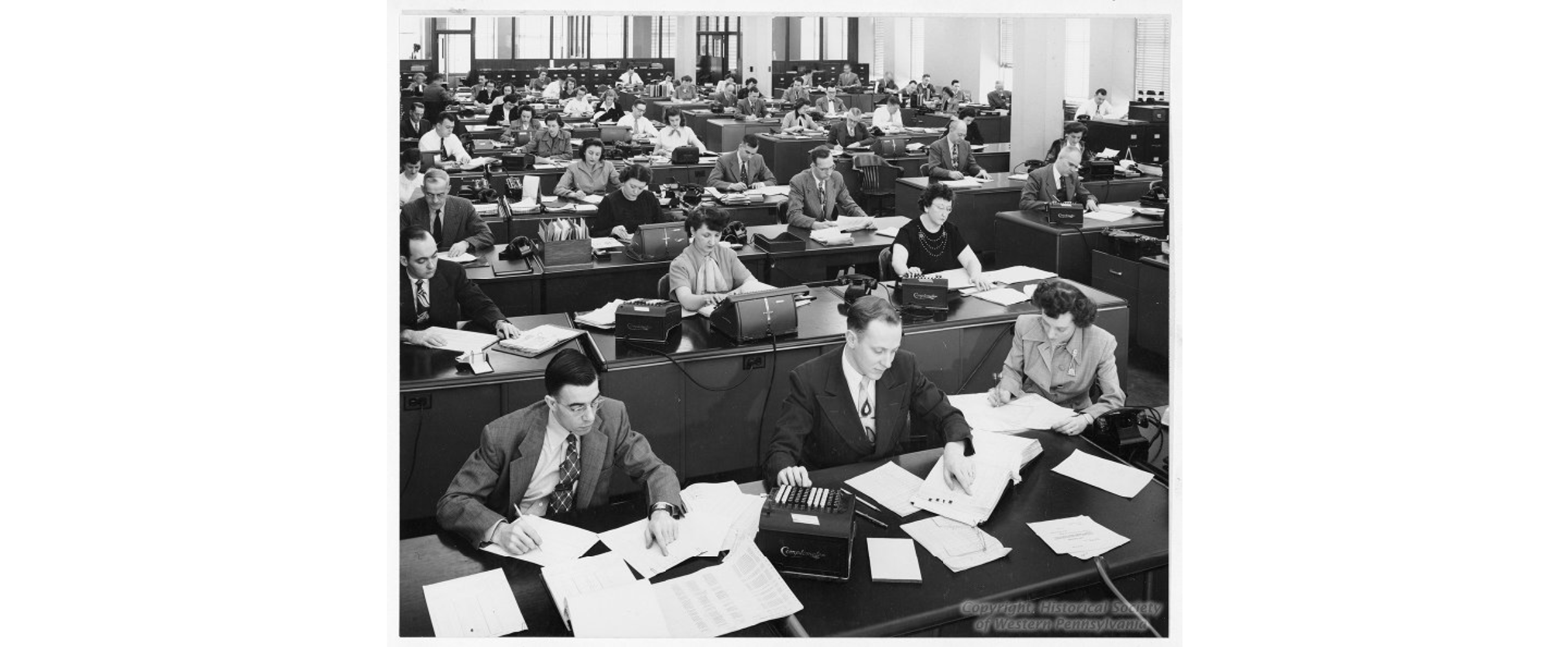 Payment operations has been a challenge of scale for decades. In 1951, as Heinz Company products became familiar in markets all over the world, hundreds of accountants were required to help manage the increasing volume of transactions.