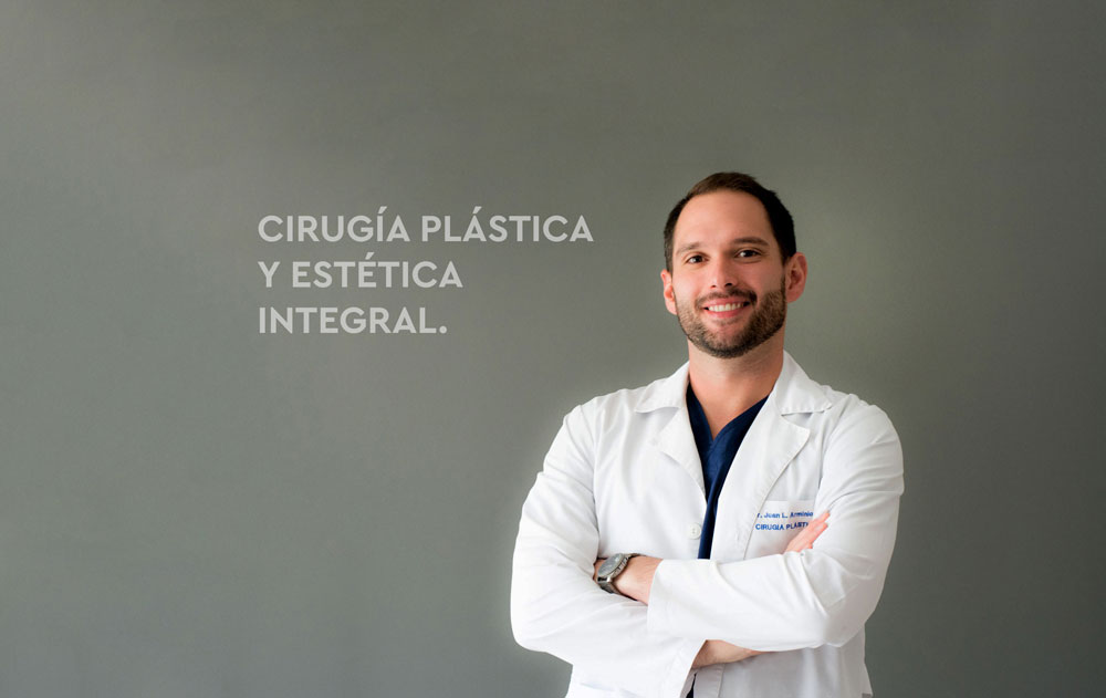 Dr juan luis Arminio, Cirujano Plástico Bogotá