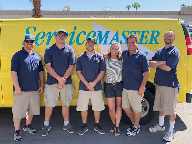 service master team