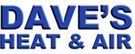 Dave's Heat and Air Logo