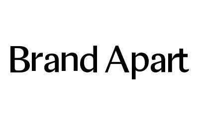 Brand Apart