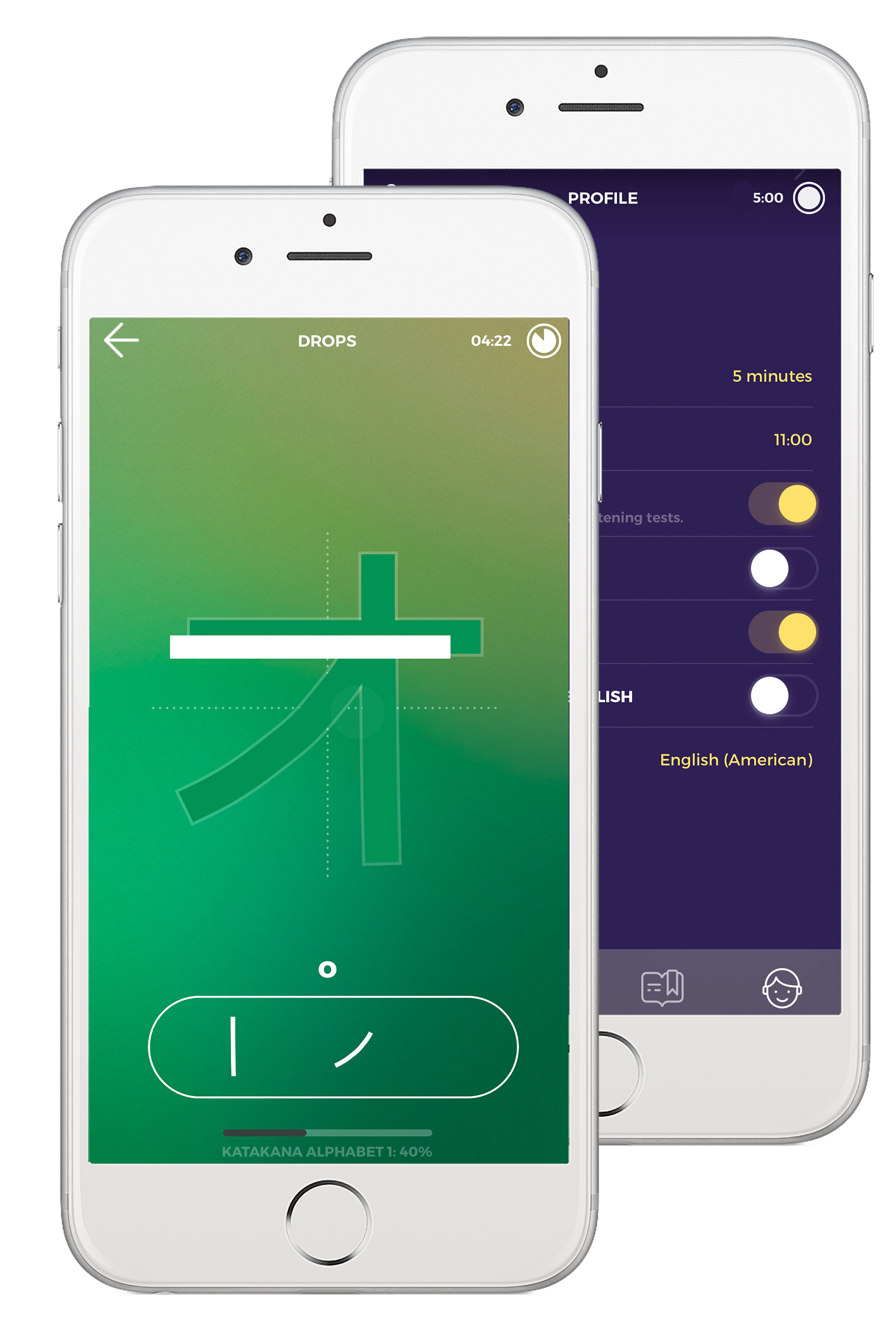Learn Japanese Kana with Scripts in 5 minutes a day