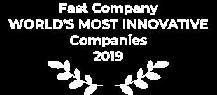 Fast Company World's Most Innovative Companies 2019