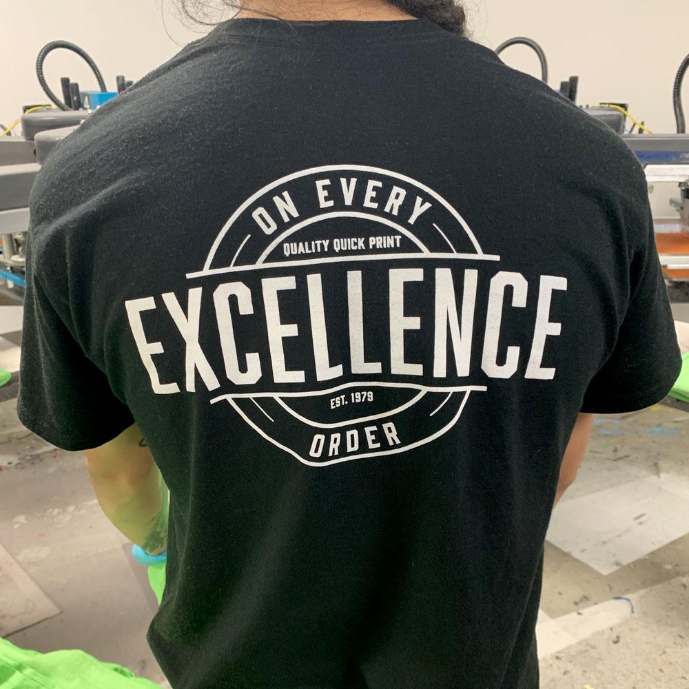 shirt screen printing