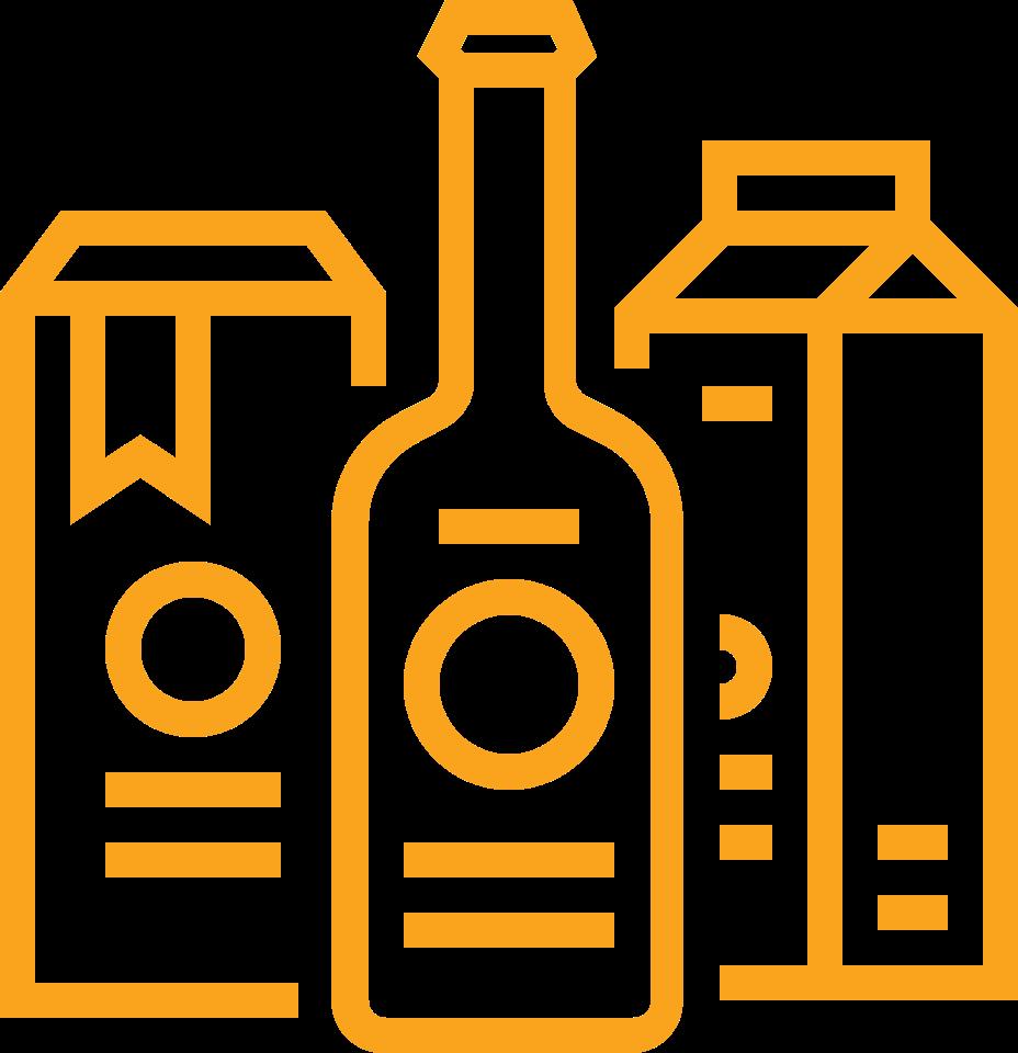 Merchandise Icon Orange