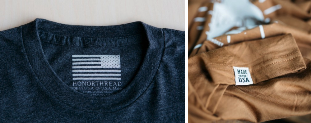 T-shirt trends: the 4 best American made t-shirt brands | Real Thread