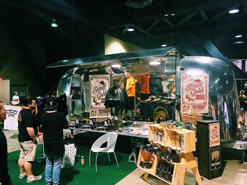 11 Amazing Event Booths from the Agenda Festival   Real Thread