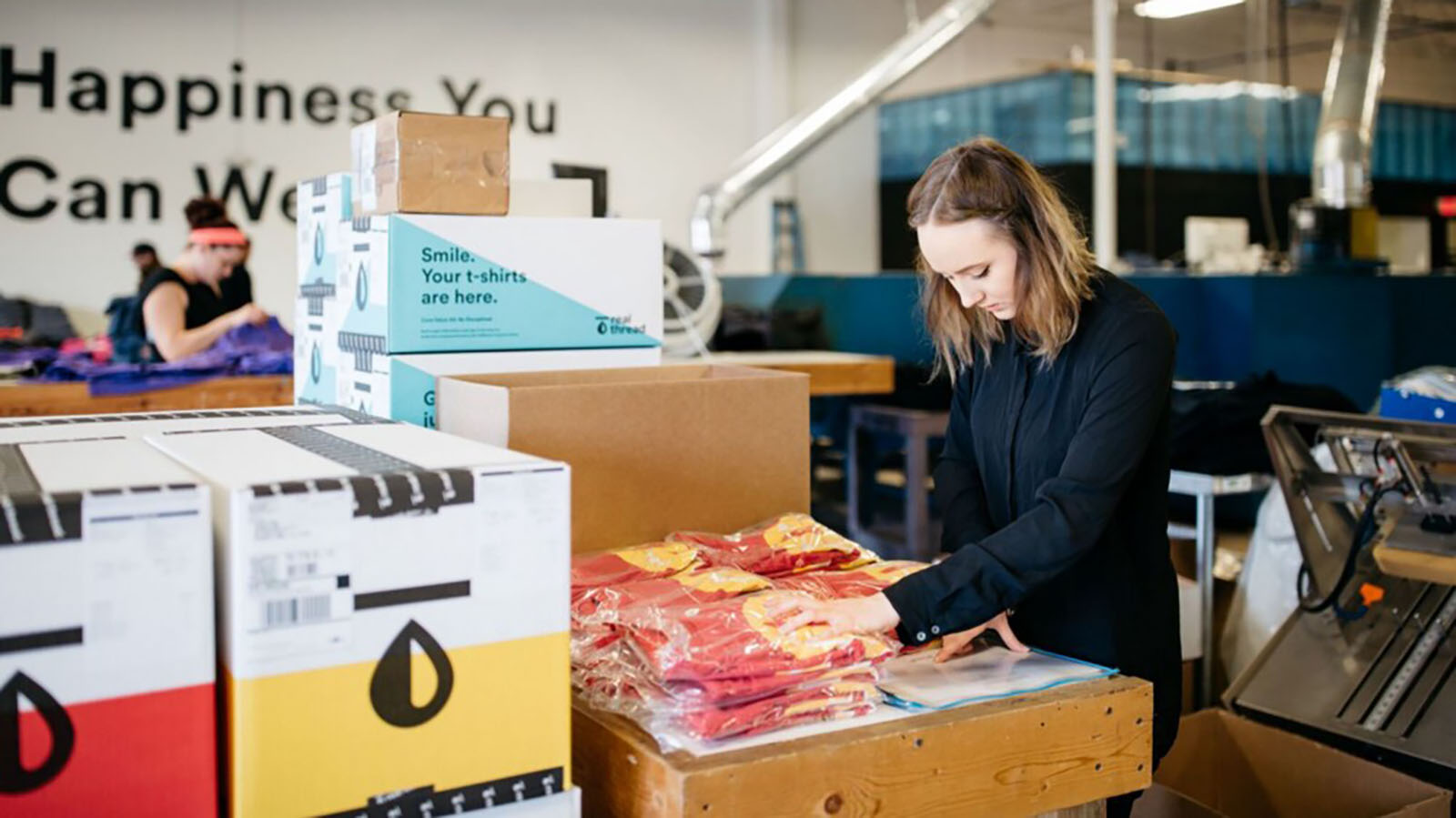 How T-Shirt Fulfillment & Dropshipping Will Unlock Your Productivity