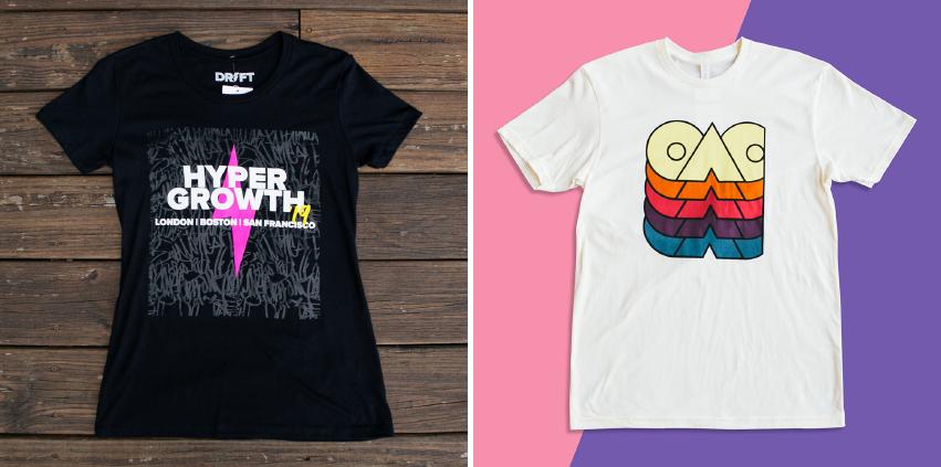 Trending T Shirt Designs: 9 T-Shirt Design Trends In 2019 (So Far)