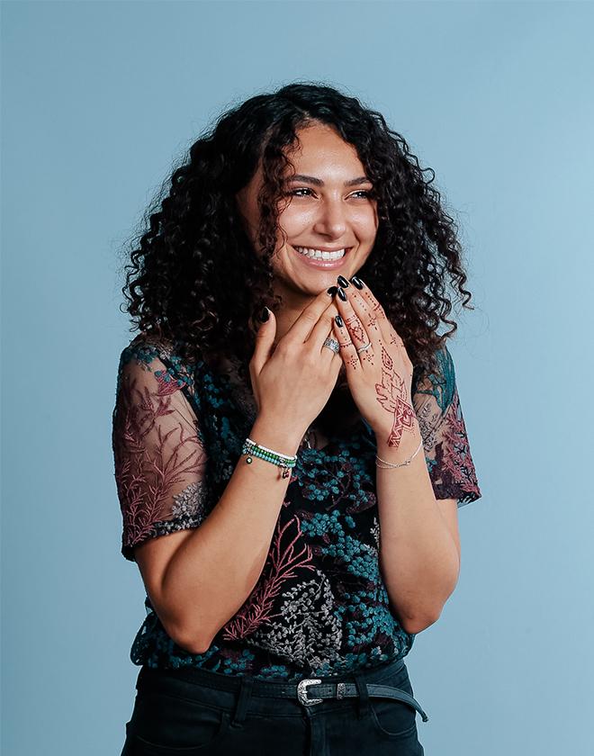 Aisha Tazi