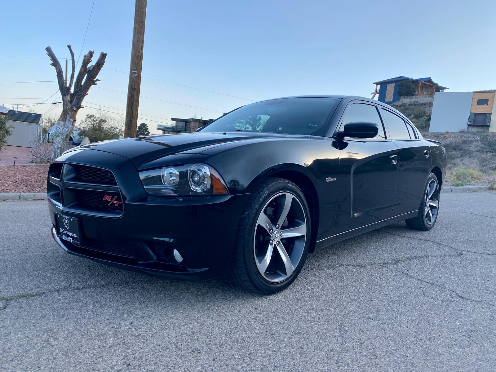 2014 DODGE CHARGER R/T 100TH ANNIVERSARY EDITION