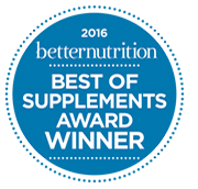 Best of Supplements Award Winner 2016, 2015, 2014, 2012, 2011, 2010, 2009 & 2008
