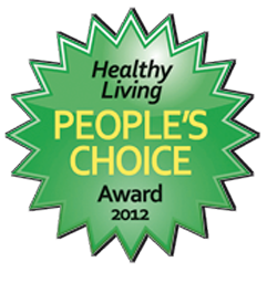People's Choice Award Winner 2012