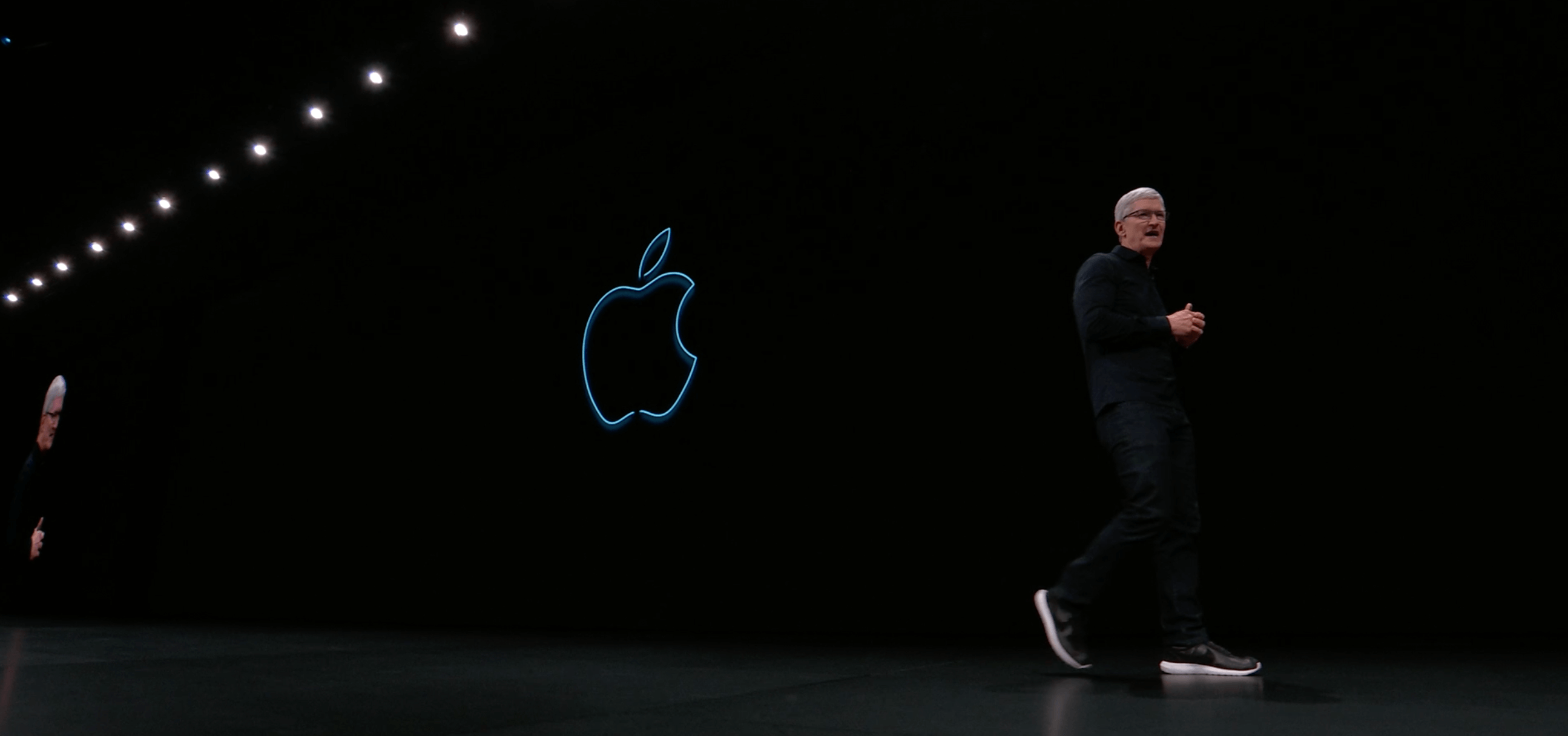 Tim Apple at WWDC