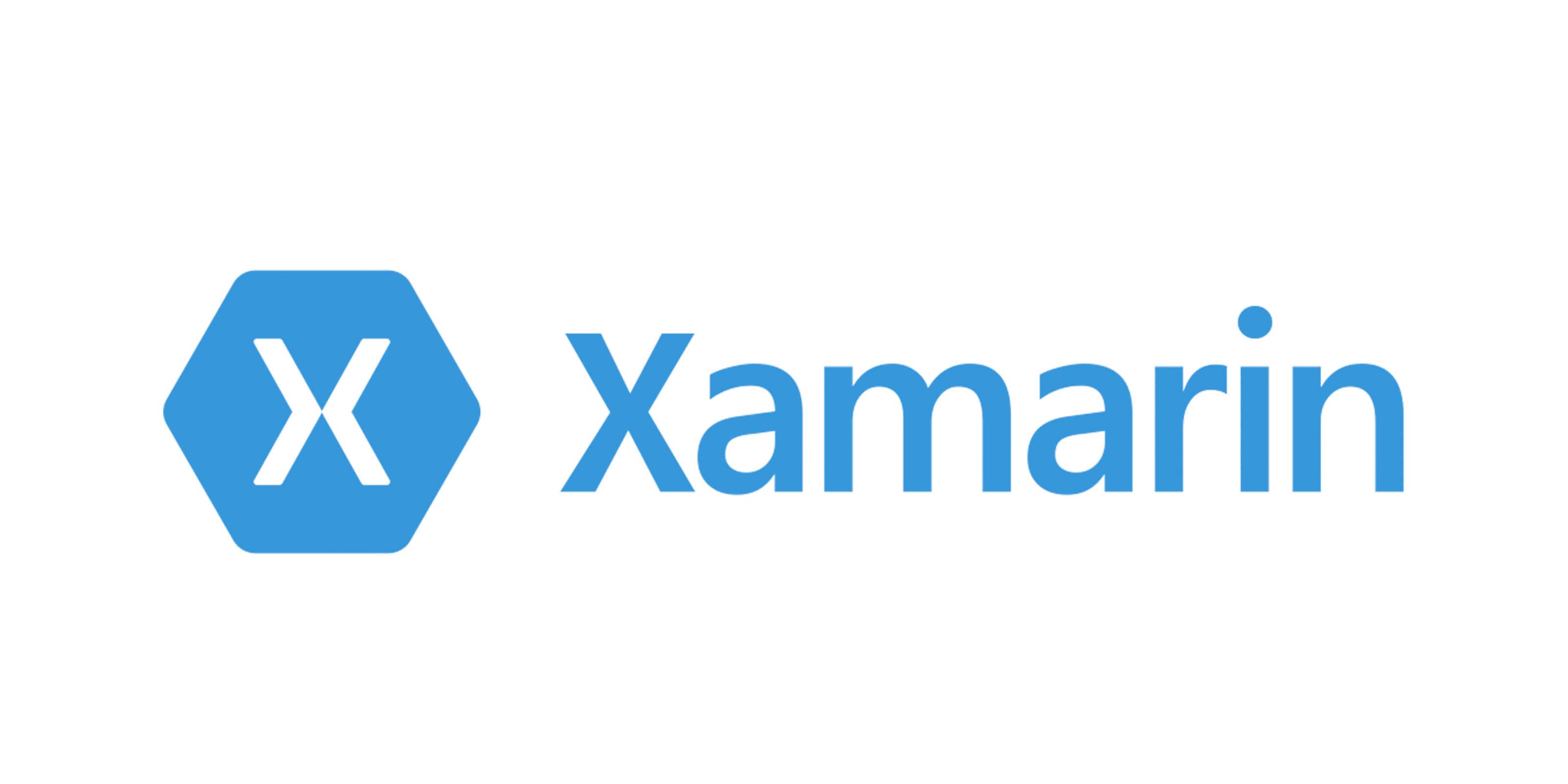 Full Xamarin logo