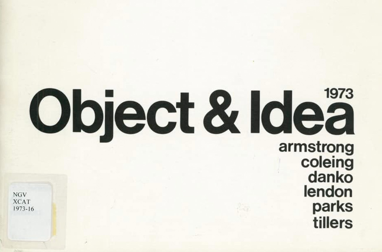 Defining Moments: Object and Idea