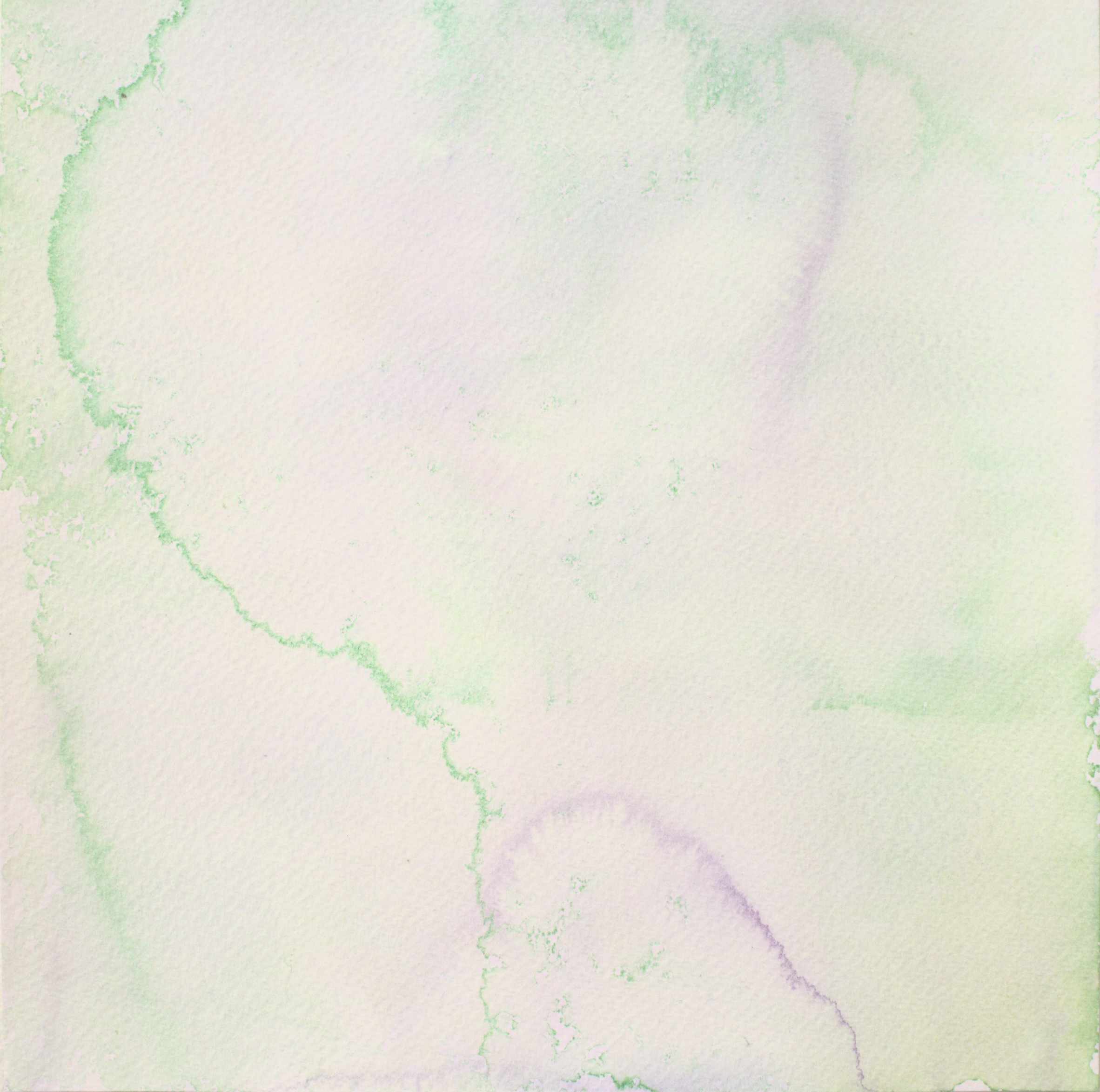Helen Poyser's abstract, watercolour on paper works are process driven and utilise a brushstroke-less technique, usually in diptych form, to explore notions of self and the ego in contemporary painting