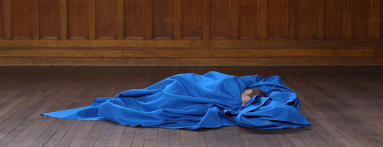 Tom Isaacs (b. 1985, Oxford, UK) is a Sydney-based performance artist, sculptor and curator. His practice draws from psychoanalytic theory, philosophy, religious and ritual practices, and art history to explore themes of mental illness, mortality, and the human condition.