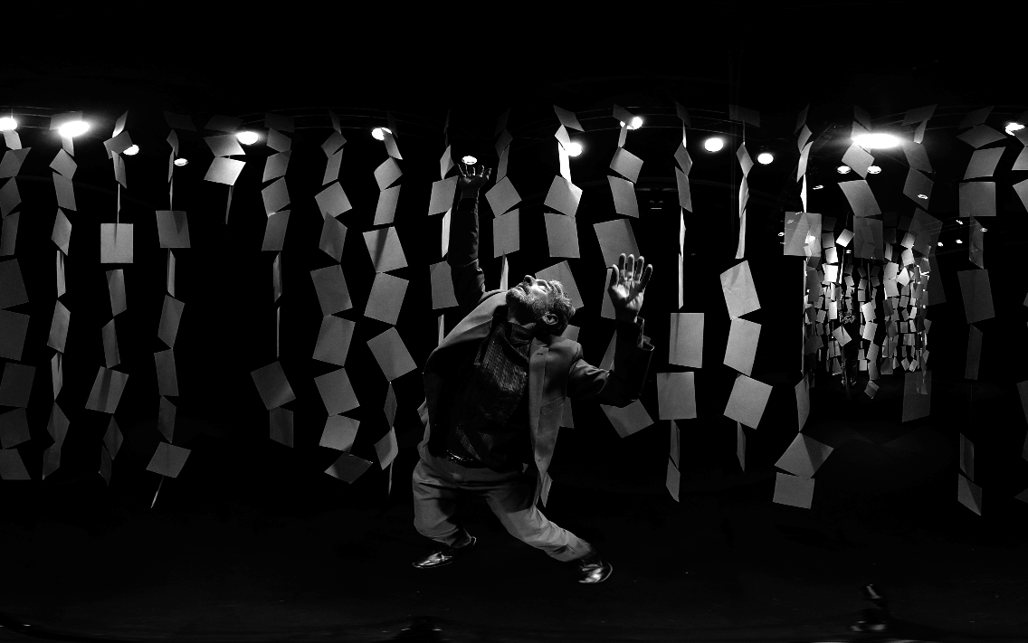 Alan Schacher is a performance artist with a history in contemporary arts, dance and theatre. He currently works on small scale solo performances and installations where the body and associated materials are the primary means.
