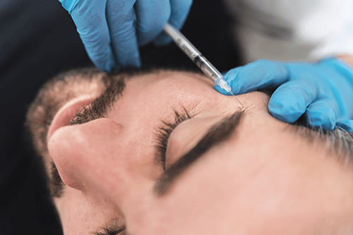 Facial Fillers for men and women