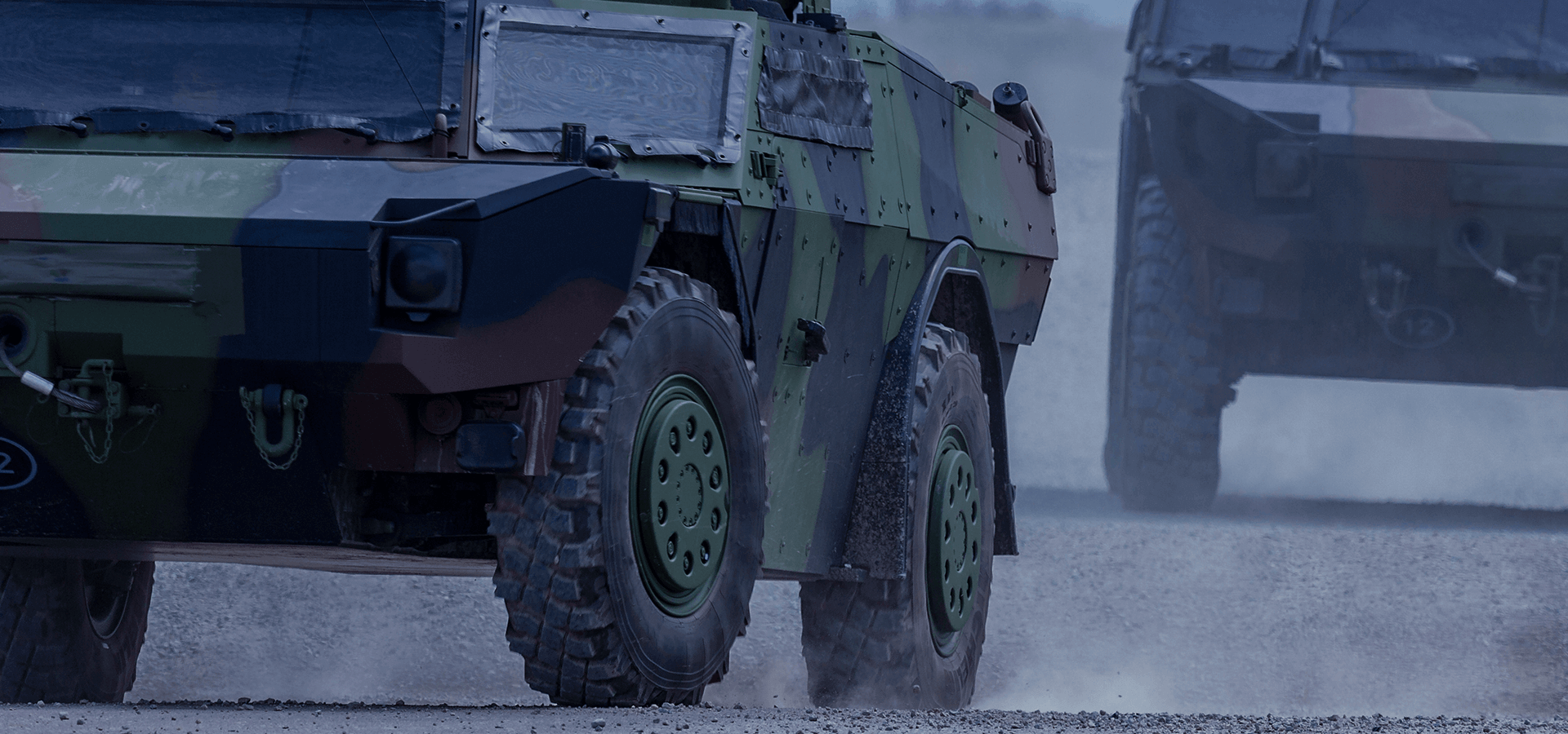 Tactical Vehicle Operations
