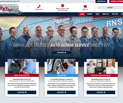 Website Design by Snyder Advertising