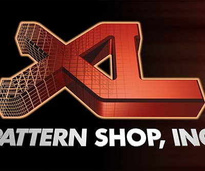 Logo Design for XL Pattern Shop - Snyder Advertising - Wooster Ohio