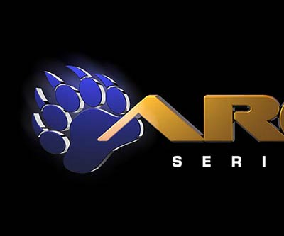 Logo Design for Kelbly's Rifles - Arcas Rifles Series