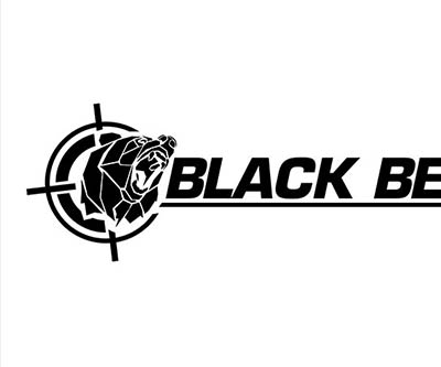 Black Bear Tactical Logo Design - Snyder Advertising Wooster Ohio