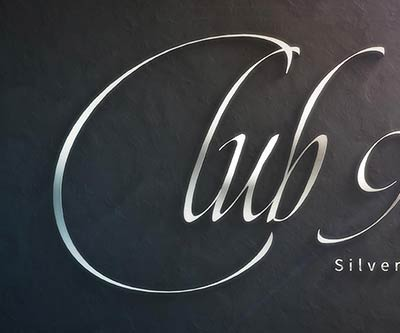 Logo Design for Club 925 by Snyder Advertising Wooster, Ohio